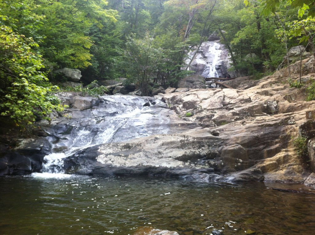 Lower Whiteoak Falls